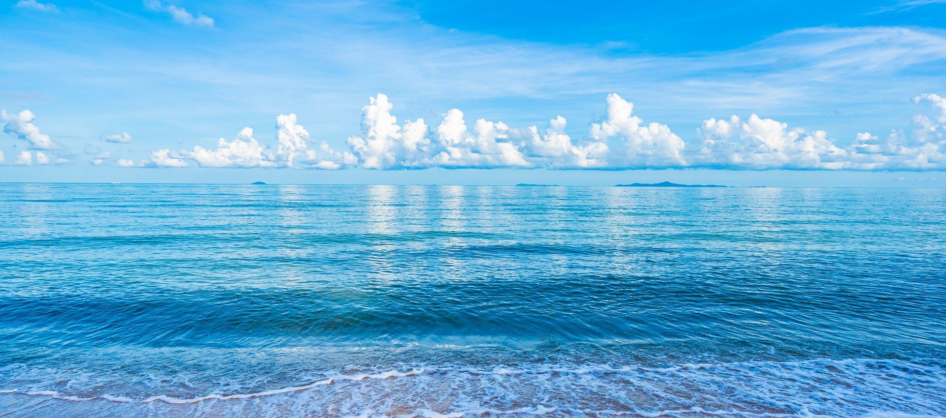 kuzey kıbrıs'ta mavinin her tonunda huzur var